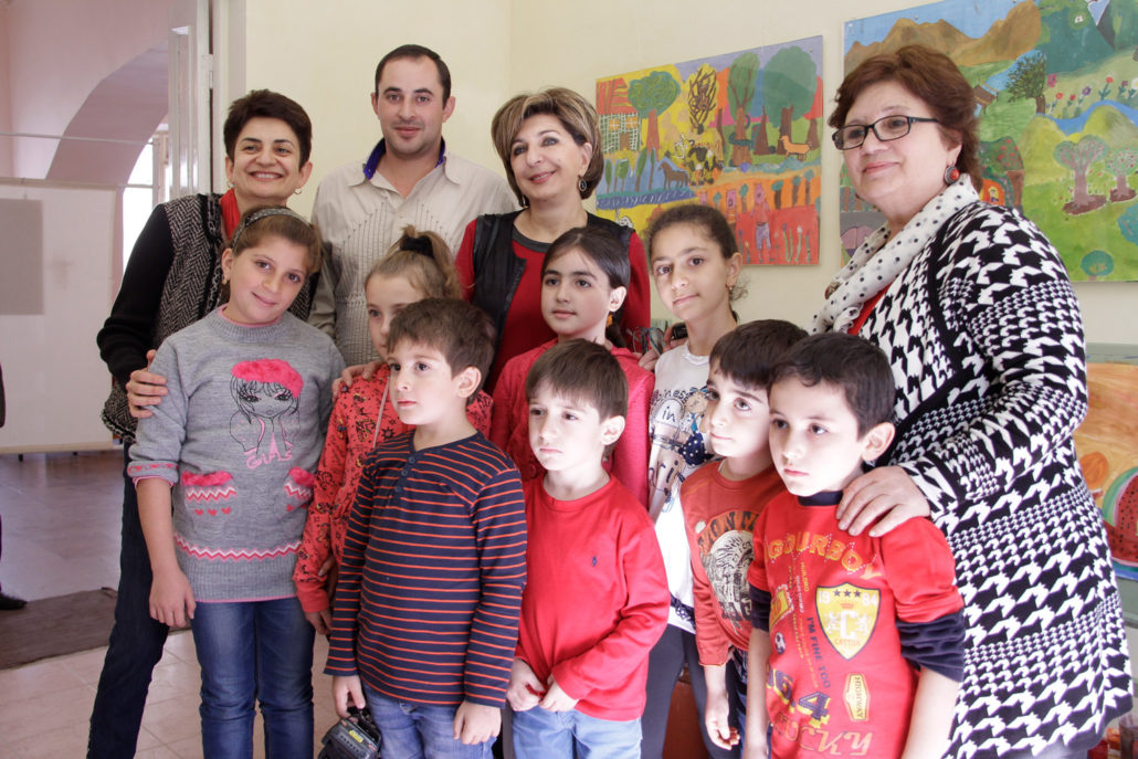 Gyumri Children's Art School